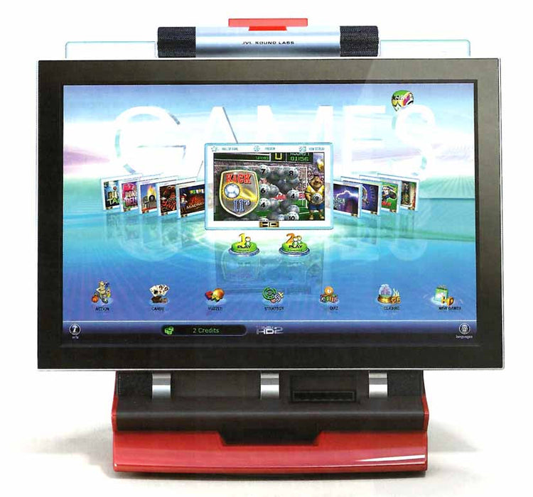 JVL Echo Touchscreen Countertop Video Game System