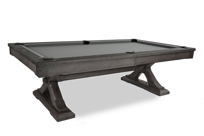 kariba pool table matching shuffleboard table