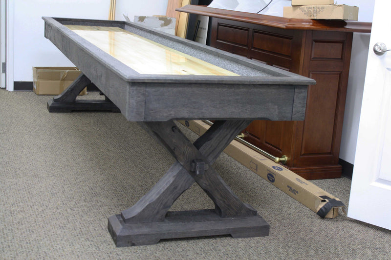 presidential kariba shuffleboard table