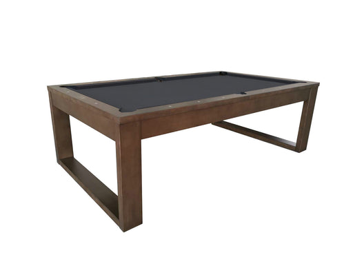 plank and hide lana pool table shadow grey stock