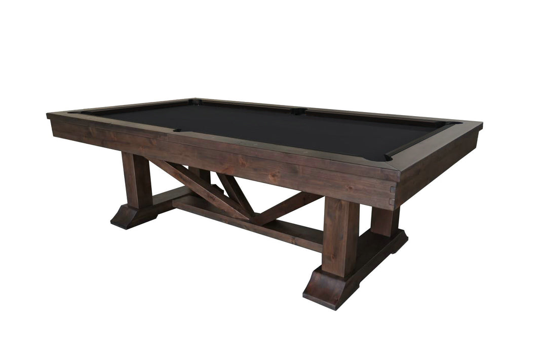 plank and hide lucas pool table 3