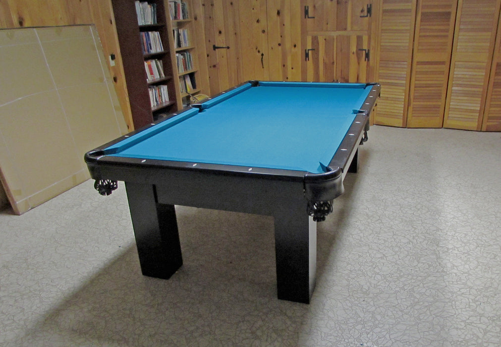 Moderna Pool Table in home