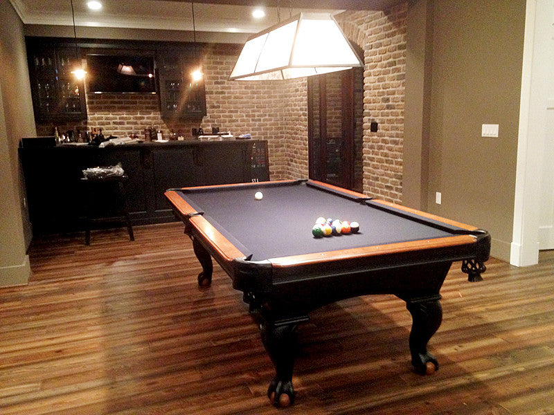 Ellianna Pool Table Room