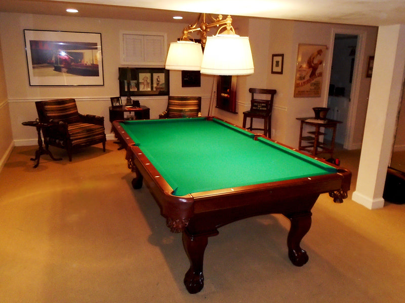 Gabriel Pool Table Room