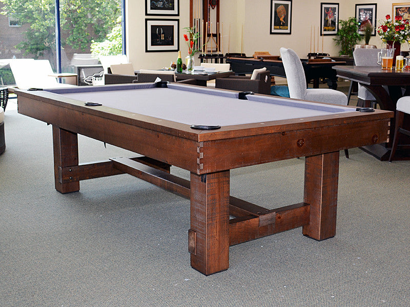 olhausen breckenridge pool table showroom
