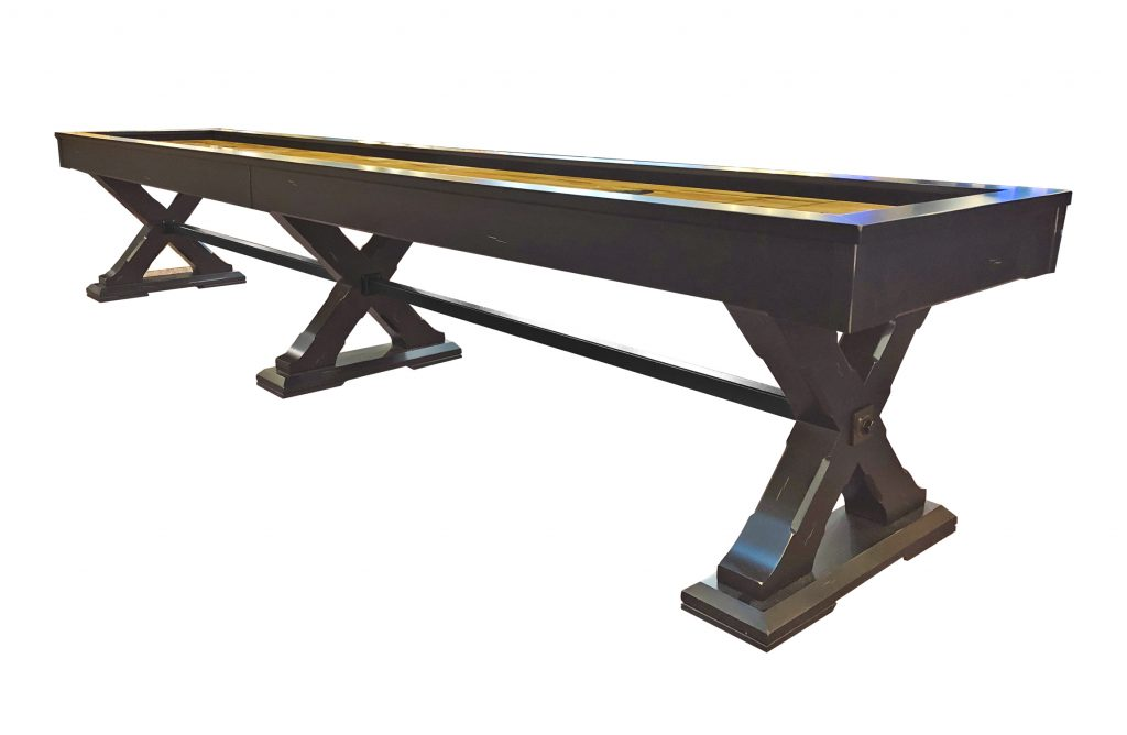 Olhausen Tustin Shuffleboard table stock