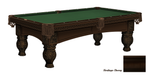 venetian pool table heritage cherry finish