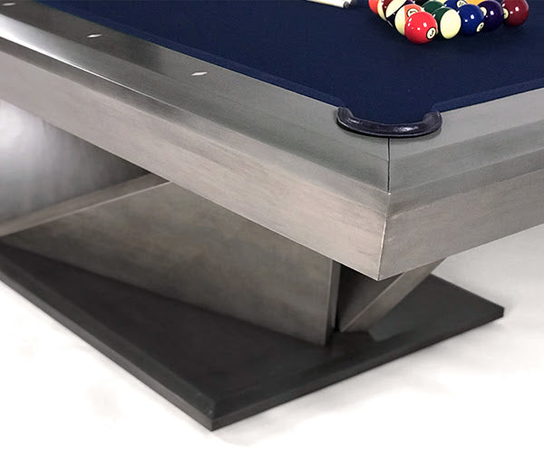 Origami Pool Table corner view