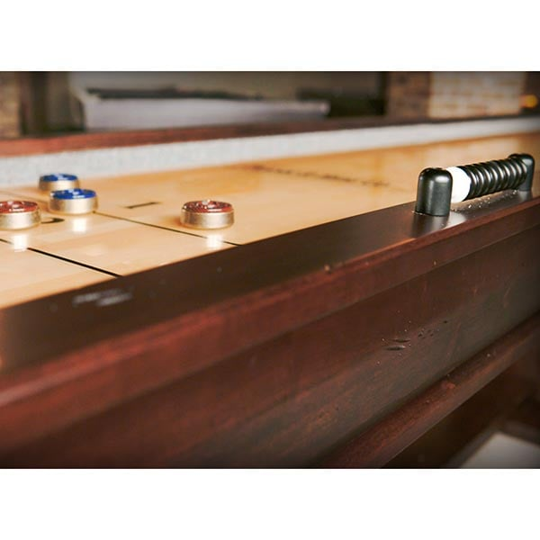 Plank and Hide Paxton Shuffleboard Table Including Installation