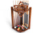 Presidential Heavy Duty Corner Floor Cue Accessory Rack