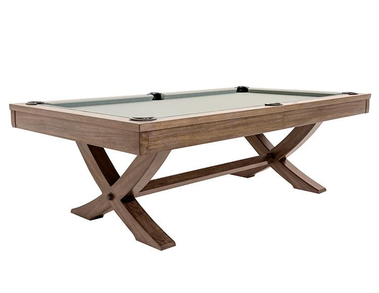 Presidential Billiards Reagan Pool Table stock
