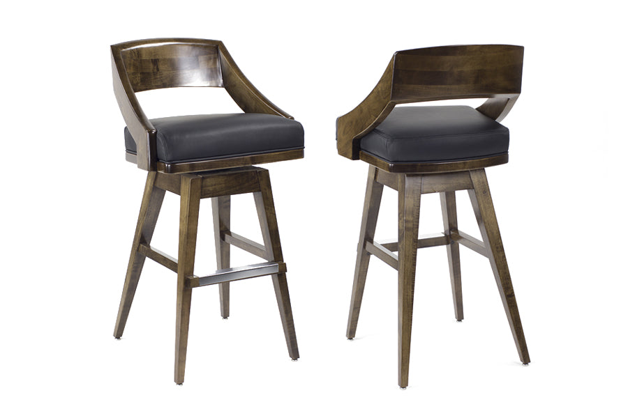 California House S4120 Swivel Bar Stool