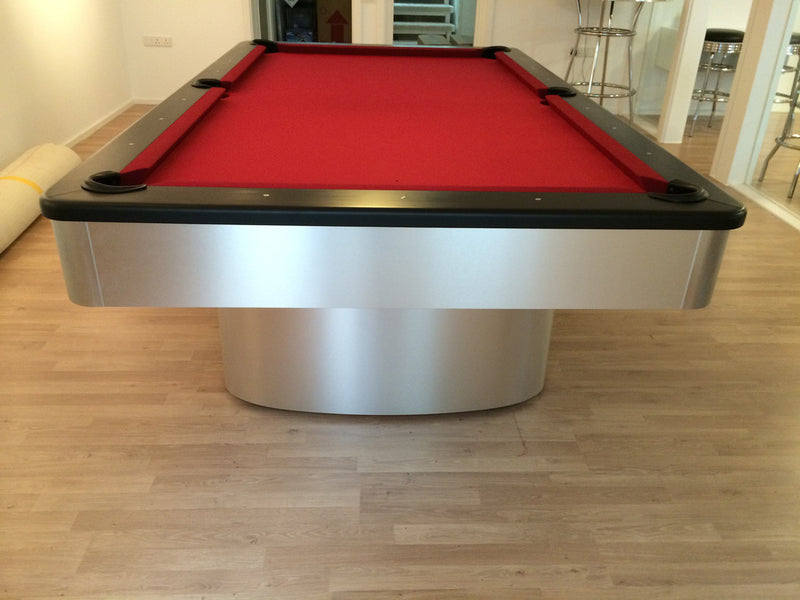 Sahara Pool Table Aluminum end