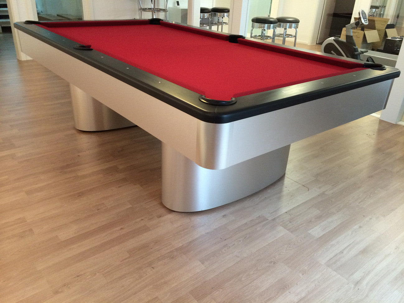 ... Sahara Pool Table Aluminum Corner ...