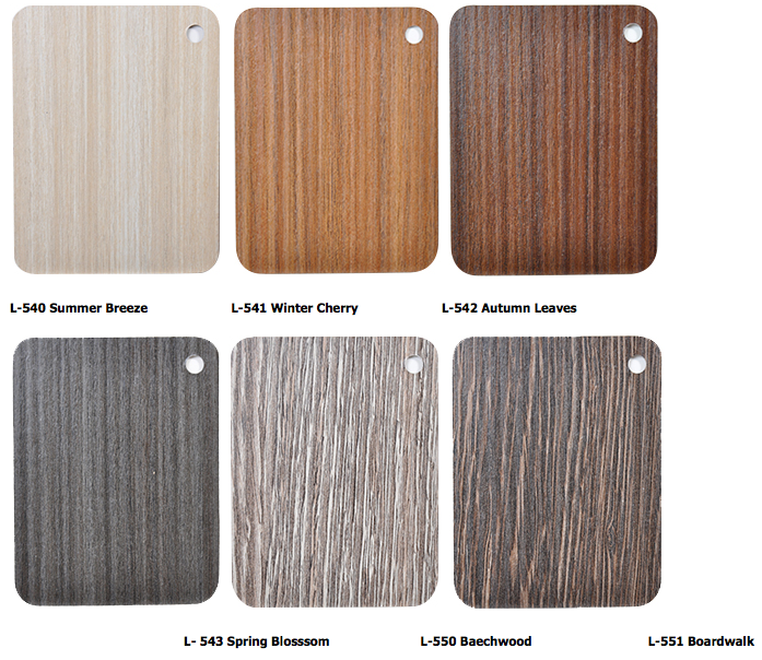 rhino melamine finish options 1