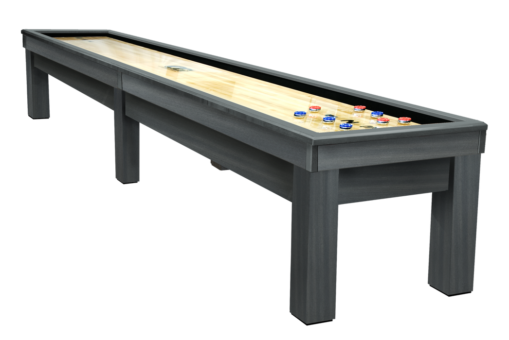olhausen west end shuffleboard stock image