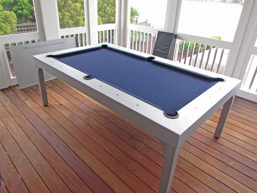 Used All Weather Billiards 7' Balcony Pool Table