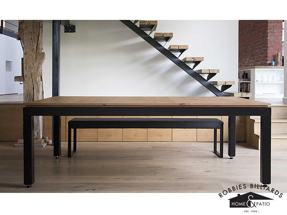 Aramith Fusion Vintage Dining Pool Table
