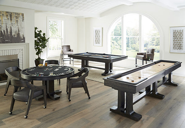 California House Atherton Game Table Collection