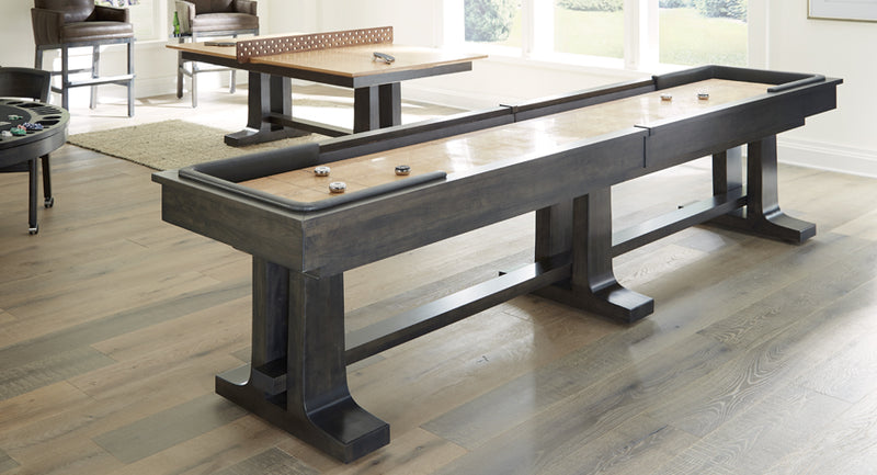 California House Atherton Shuffelboard Table