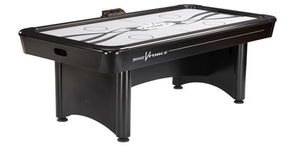 Brunswick V-Force 7' Air Hockey Table