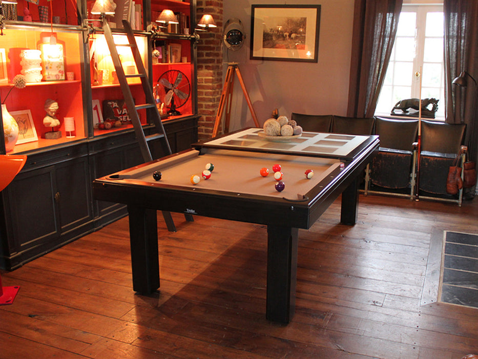 billard toulet bubbly pool table room