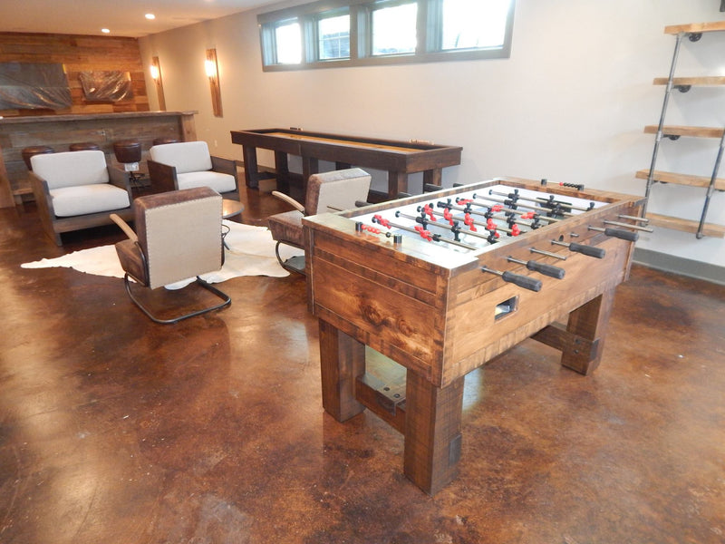 olhausen breckenridge foosball table main
