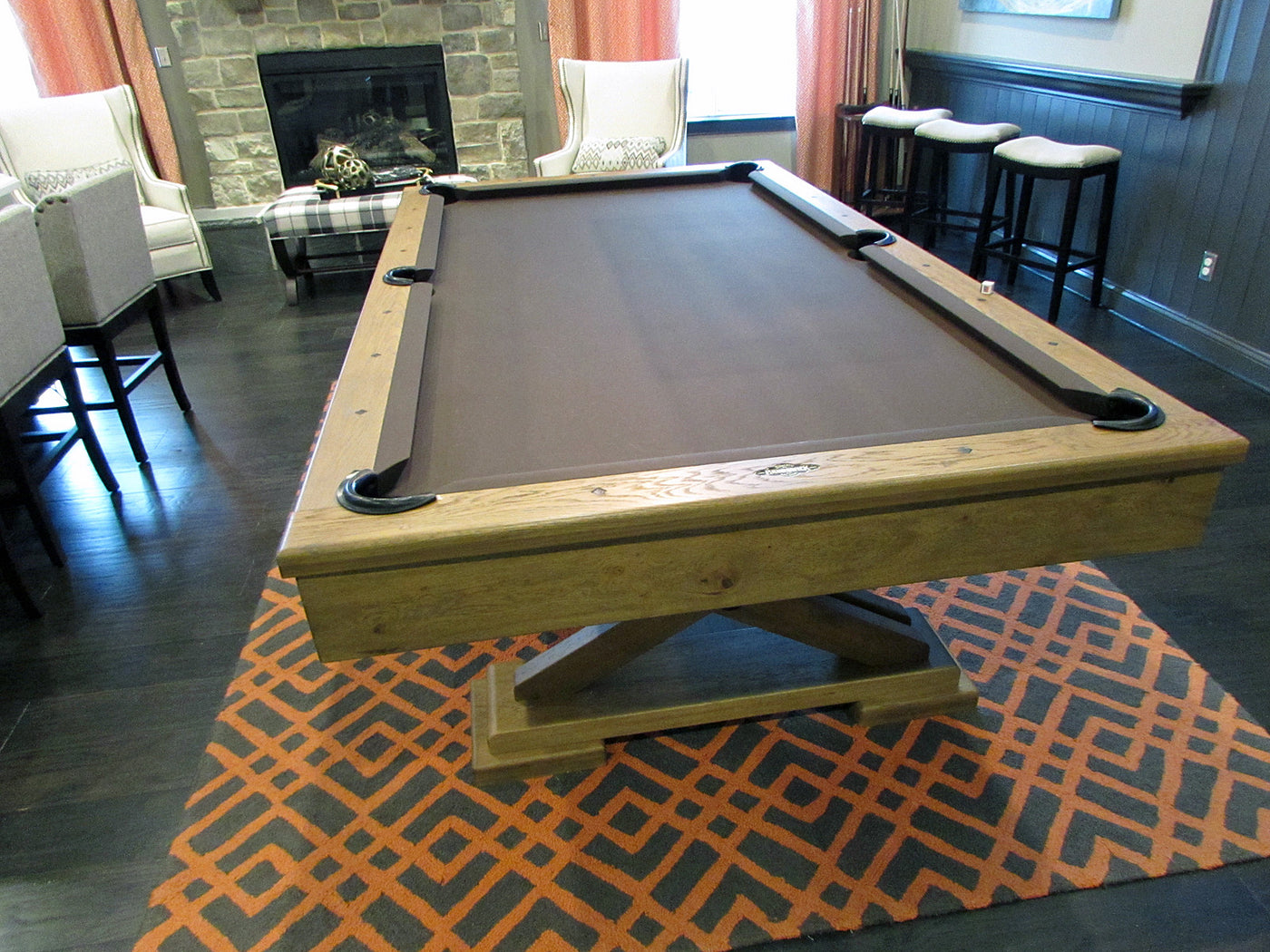 ... Brixton Pool Table Designer Project Maryland ...