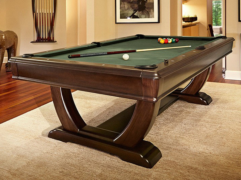 Brunswick De Soto Pool Table room