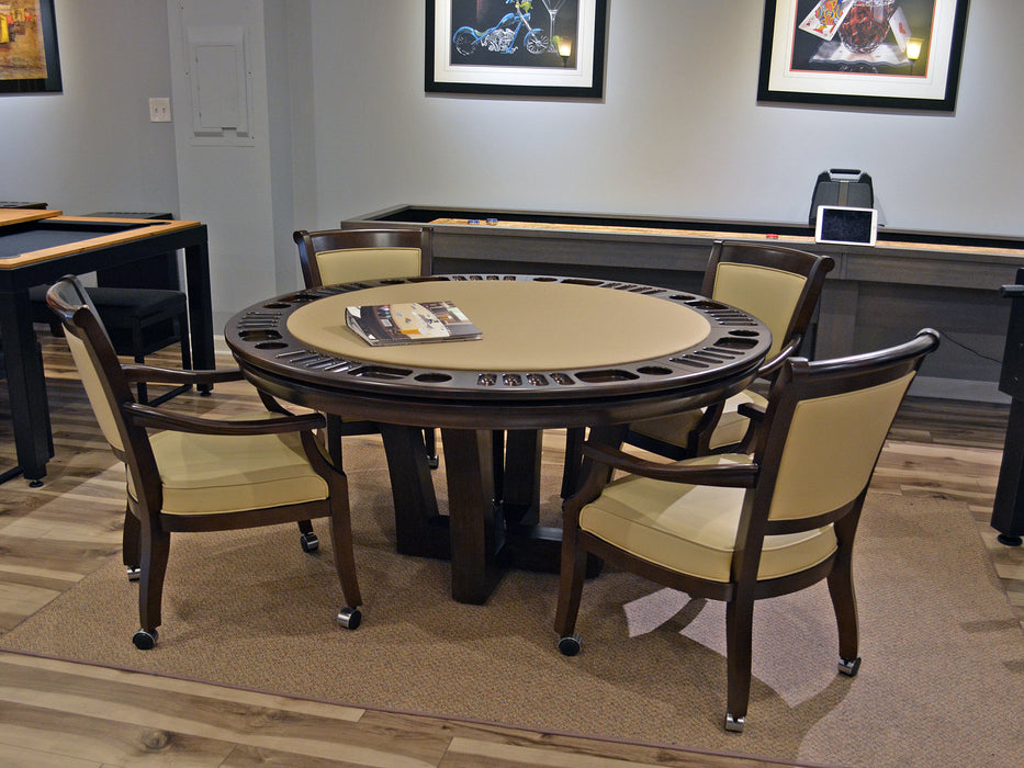 california house city game table set 2