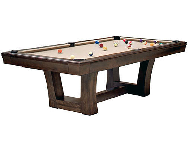 california house city pool table stock