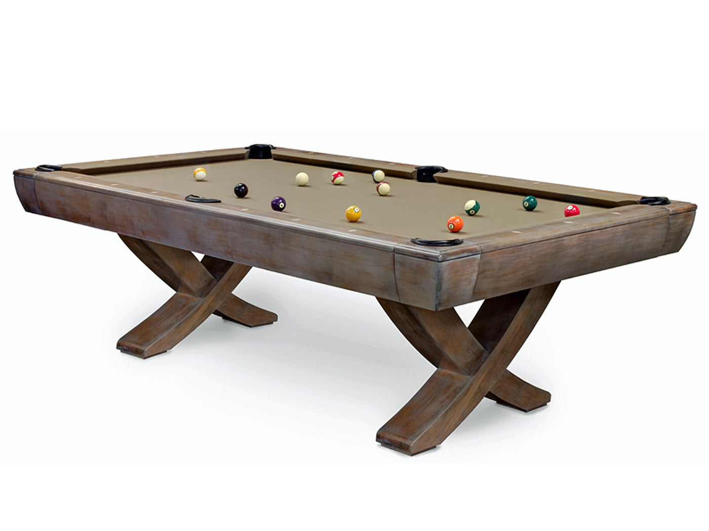 Lovely California House Newport Pool Table