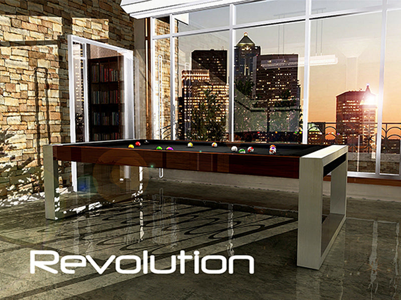 canada billiard modern pool table revolution