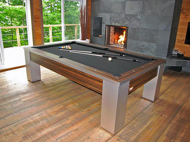 canada billiard rhino pool table steel