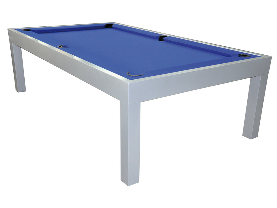 storm outdoor pool table stock
