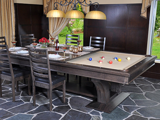 La Condo Devine Dining Pool Table