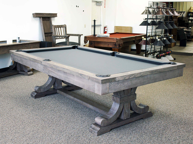 presidential carmel pool table 2016 finish