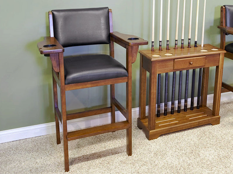 cl bailey billiard spectator chair