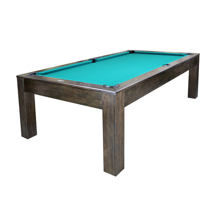 Robbies custom dining pool table walnut stock