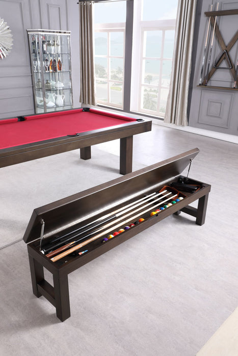 Plank and Hide Warren Pool Table Including Installation