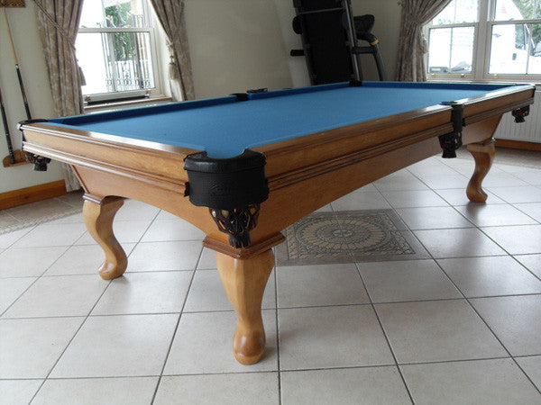 Olhausen Eclipse Pool Table brandywine