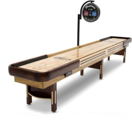 Used Hudson 16' Grand Hudson Deluxe Shuffleboard Table