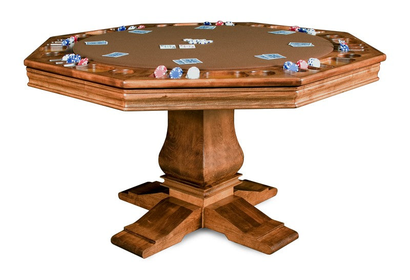 california house hillsborough poker game table stock 3