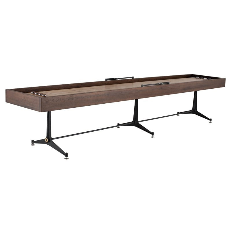 Contemporary Shuffleboard Table main
