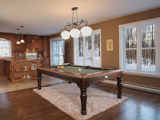 La Condo Colonial Dining Pool Table