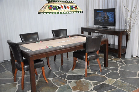 Canada Billiard La Condo Dining Poker Table