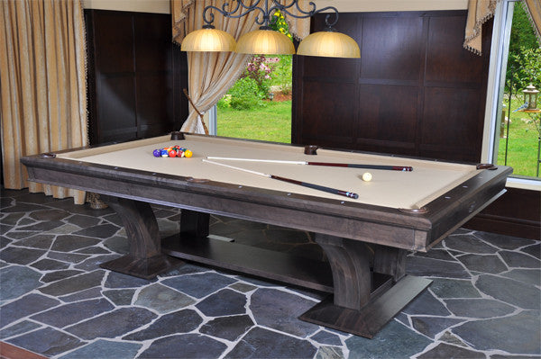 La Condo Devine Dining Pool Table no top