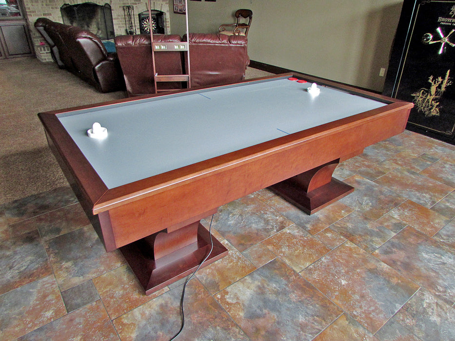 Olhausen Alexandria Air Hockey Table cherry