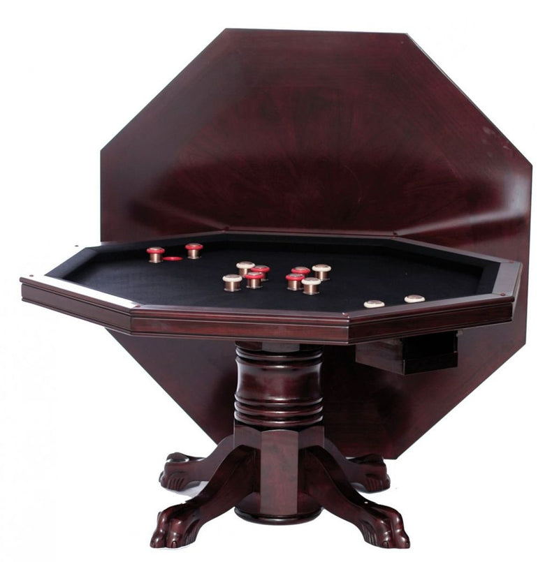 "C.L. Bailey 3 in 1 54"" Bumper Pool Game Table Set"