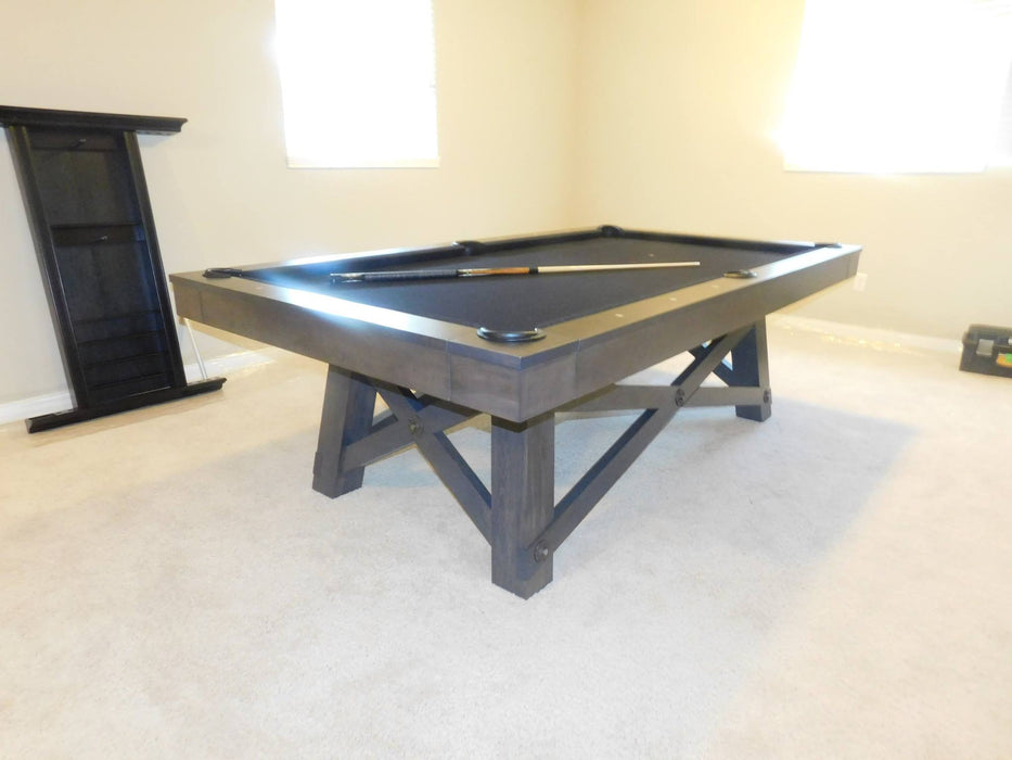 California House Loft Pool Table